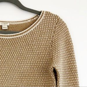 J. Crew Factory Wool Blend Sweater Small